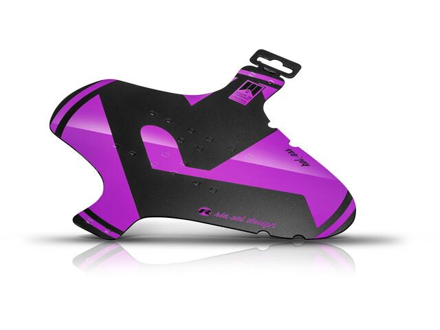 "rie:sel design kol:oss Front Mudguard 26-29"" Large purple"